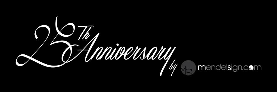 25th Anniversary 3