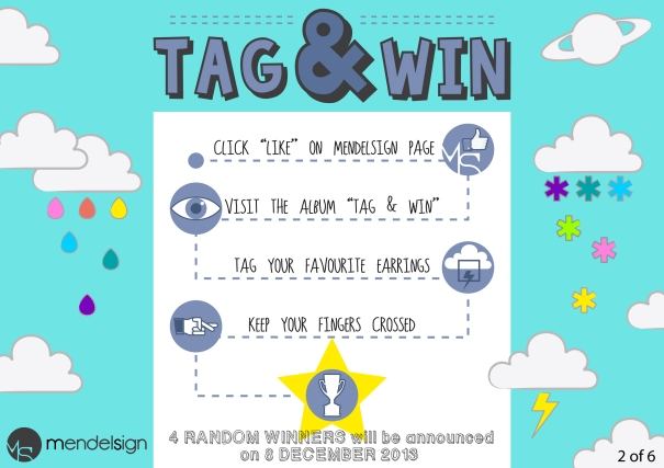Tag & Win RULES