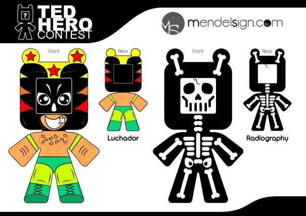 2 MendelSign proposals  for the contest