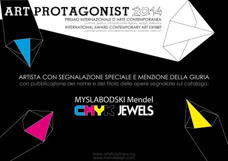 ARTprotagonist 2014